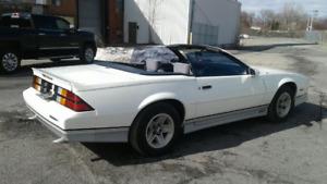 CAMARO 1988 convertible