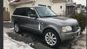 2007 Range Rover