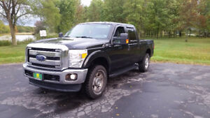 Reduced 2014 Ford F-250 Xlt Pickup Truck