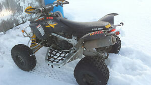 race quad in new condition Regina Regina Area image 2