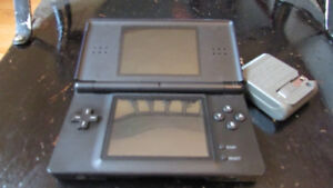 Blue ds Lite with Charger
