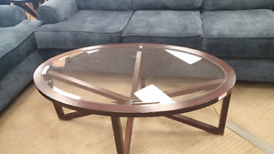 Assorted coffee and end table sets
