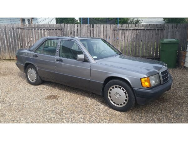Used 1992 Mercedes-Benz 190-Series