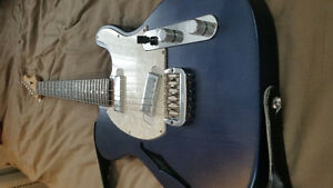 G&L 1998-99 USA ASAT SEMI HOLLOW