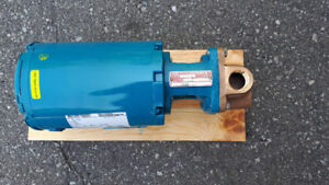 Burks 7CT7M Model Pump For Sale (NEW)