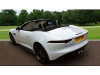 2017 Jaguar F-TYPE 3.0 Supercharged V6 400 Sport Automatic Petrol Convertible