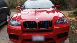 Pristine 2010 BMW X6M