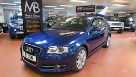 2011 AUDI A3 2.0 TDI Sport [Start Stop] PDC Voice Command Bluetooth