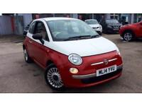 2014 Fiat 500 1.2 Pop 3dr (Start Stop) Manual Petrol Hatchback