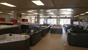 London's Largest In Stock Inventory of Hot Tubs !! Check Us Out