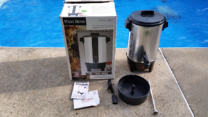 12-30 Cup Party Event Café Large Coffee Maker Party Perk