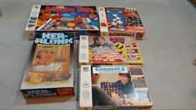 Retro family games