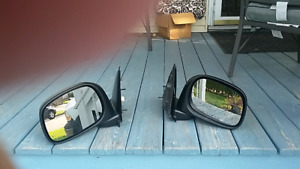 heated mirrors for 2006-2008 Dodge Ram 1500