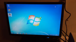 """Used 22"""" Acer LCD Computer Monitor for Sale"""