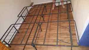 Kinga size metal bed frame