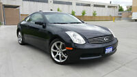 2006 Infiniti G35 Coupe ***Certified,FullyLoaded,Auto,Alloys***