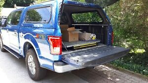 Ford Supercrew 2015 F150XTR 4X4, 2.7 liter 6 cylinder ecoboost London Ontario image 3