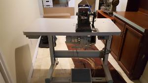 Bonis fur sewing machine