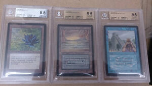 mtg MAGIC THE GATHERING CARDS COLLECTION WANTED !