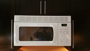 Samsung Microwave and dishwasher $300 OBO
