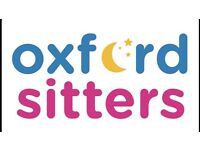 Babysitters required Oxford