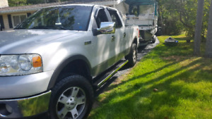 2006 F150 FX4 fully loaded