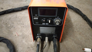 Plasma cutter hd40