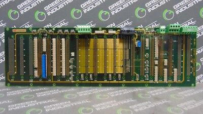 Used Schroff 608483-9041-4102 15 Slot Vme Systembus Backplane Board