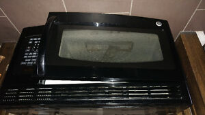 GE Over-the-range Microwave (Semi working condition) - CHEAP