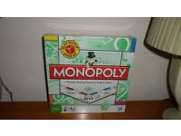 Monopoly Board Game - brand new - still in cellophane