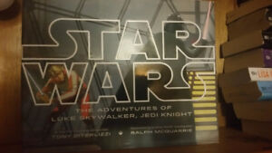 NEW Start Wars book