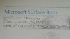 """Microsoft Surface Book with Performance Base 13.5"""" Laptop"""