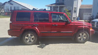 2006 Jeep Commander Limited 4x4 SUV, Crossover