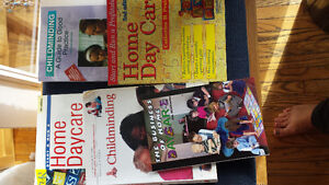 BOOKS How to run a Home Daycare London Ontario image 1