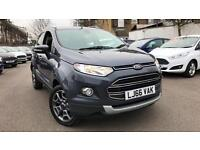 2016 Ford Ecosport Titanium 1.0 Ecoboost 125ps Ma Manual Petrol Hatchback