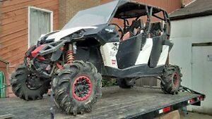 For Sale: 2014 Can Am Maverick Max *loaded*