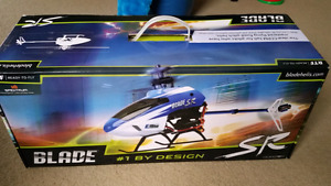 Blade SR 6CH RTF 3D Brushless RC Helicopter