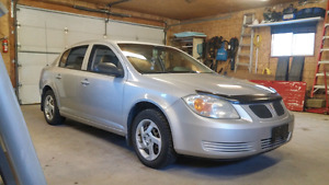 2005 pontiac pursuit G5 with 130000kms