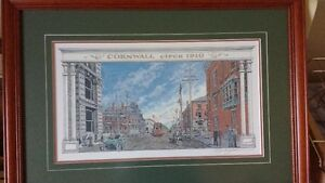 CORNWALL CIRCA 1910 SIGNED