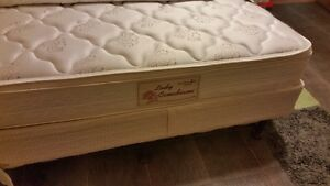 Springwall Queen Bed for sale