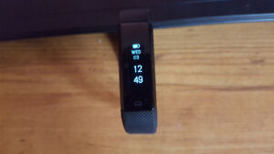 Activity Tracker ID115HR Smart Band VeryFitPro