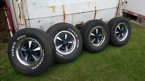 Pontiac Rally II  15 X 6 X 4.75