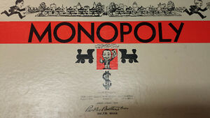 Old Monopoly Games ~Wanted~ London Ontario image 1
