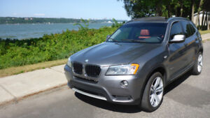 2013 BMW X3 X-Drive 28i NAVI/GPS ENCORE GARANTI  !