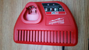 Milwaukee 12 volt Chargers Brand New
