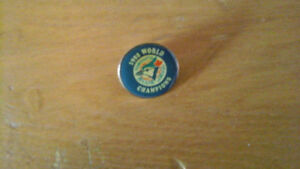 Blue Jay pin 1992 World Champions