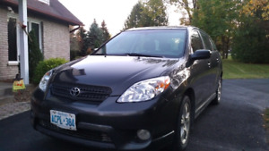 2006 Toyota Matrix XR 4wd for sale.