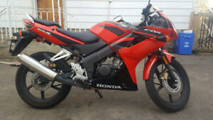 2008 Honda CBR 125