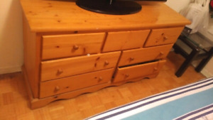 Dressing Table 7 drawers