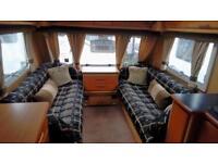 Elddis crusader hurricane 2 berth for sale